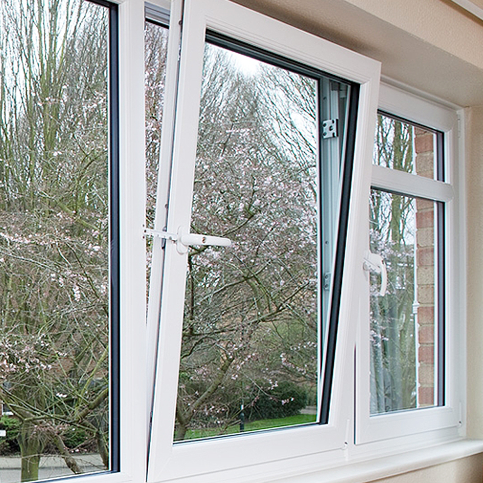 Tilt Turn Window Bay : Tilt turn window entrasections upvc