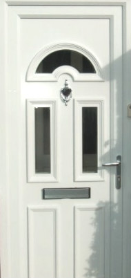 Entrance Door Entrasections Upvc